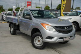 2013 Mazda BT-50 UP0YD1 XT 4x2 Hi-Rider Cab chassis Mobile Image 1