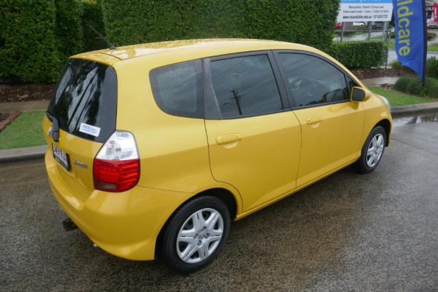 2007 Honda Jazz Hatchback