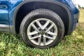 2009 Volkswagen Tiguan 5N MY09 125TSI Suv Image 2