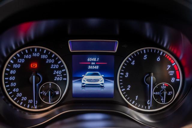 2015 MY06 Mercedes-Benz A-class W176  A180 Hatchback Image 20