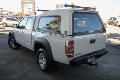 2009 Mazda BT-50 UN DX+ Cab chassis Image 4
