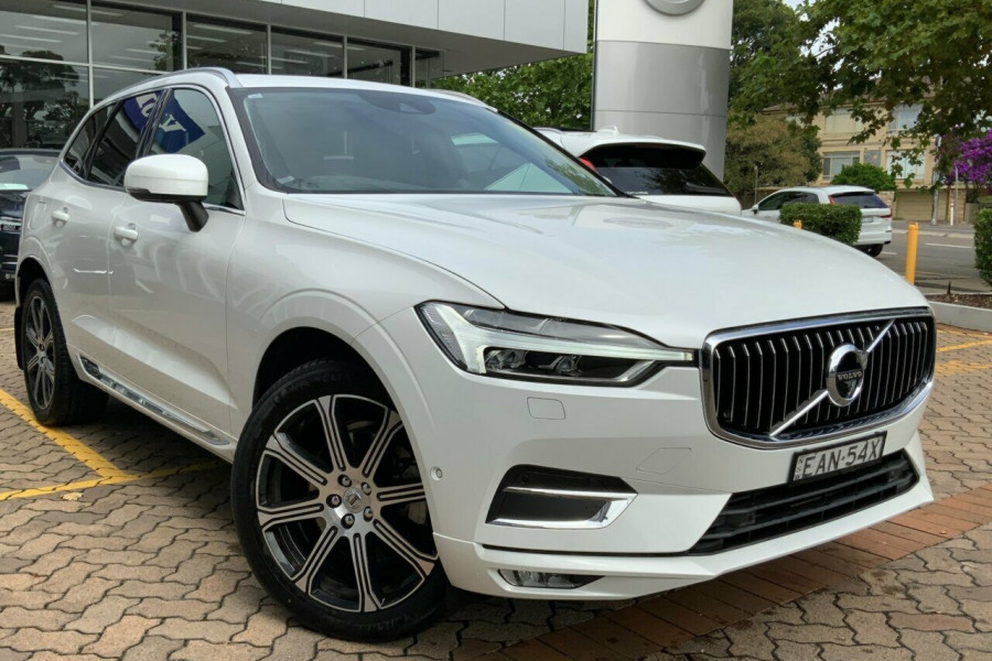 2018 MY19 Volvo XC60 246 MY19 D4 Inscription (AWD) Suv