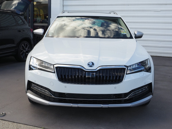 2020 MY20.25 Skoda Superb NP Scout Wagon