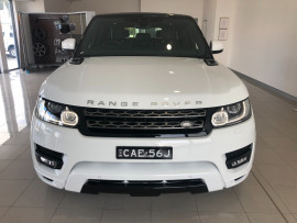2017 Land Rover Range Rover Sport L494 17MY TDV6 Suv