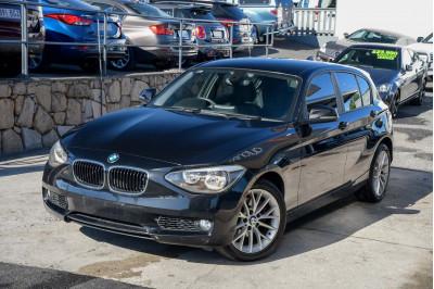 2013 BMW 1 Series F20 118i Hatchback Image 2