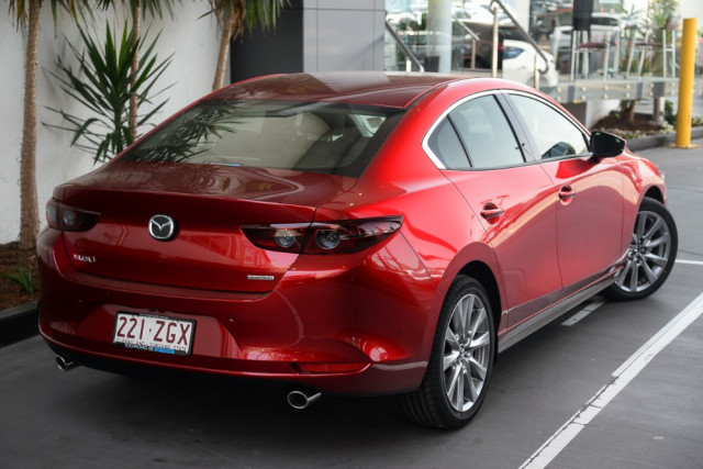 2019 Mazda 3 BP G20 Touring Sedan Sedan Image 2