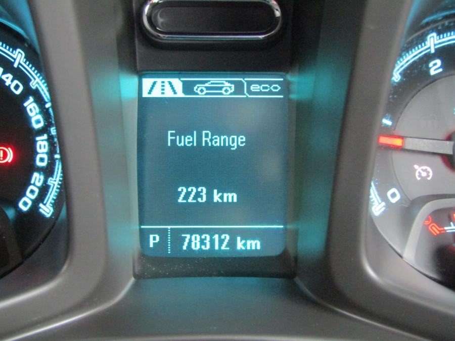 2015 MY16 Holden Colorado RG 4x4 Crew Cab Pickup Z71 Utility Image 17