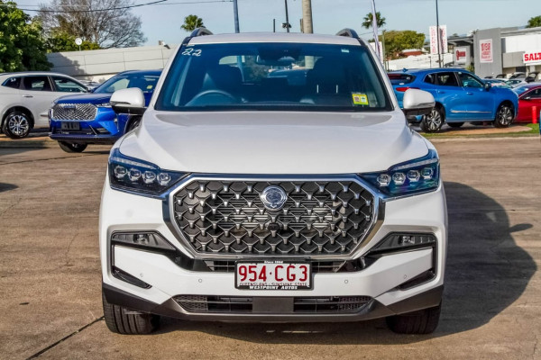 2021 SsangYong Rexton Y450 Ultimate Suv Image 3