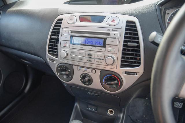 2012 Hyundai I20 PB MY12 Active Hatchback Image 10