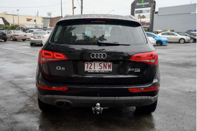 2012 Audi Q5 8R MY13 TDI Suv Image 4