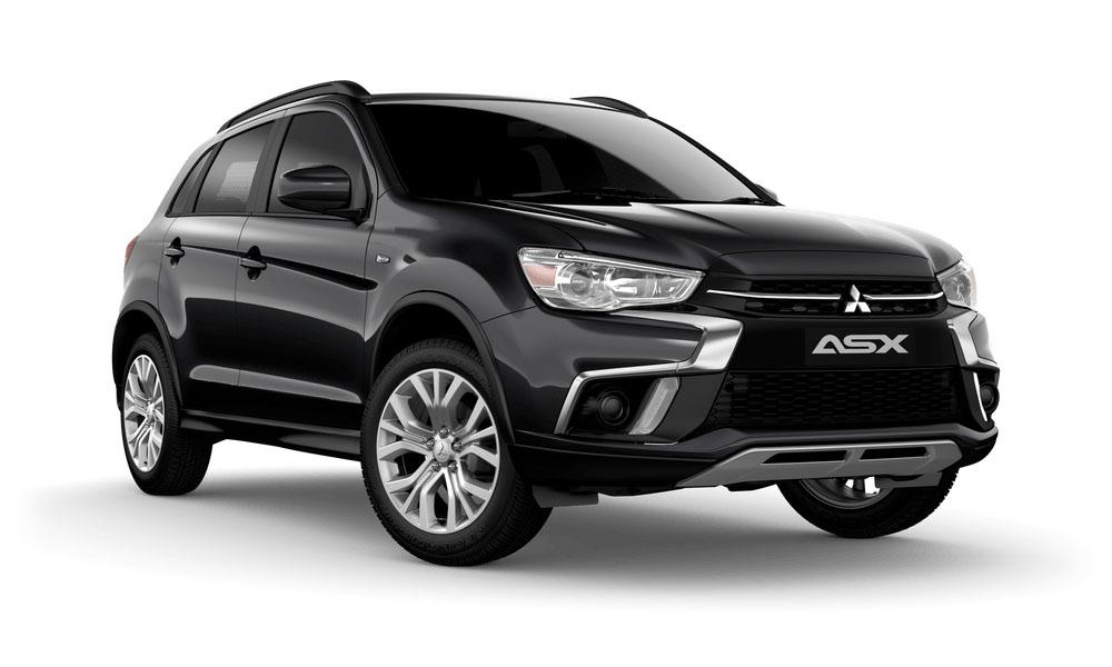 2018 MY19 Mitsubishi ASX XC ES Wagon