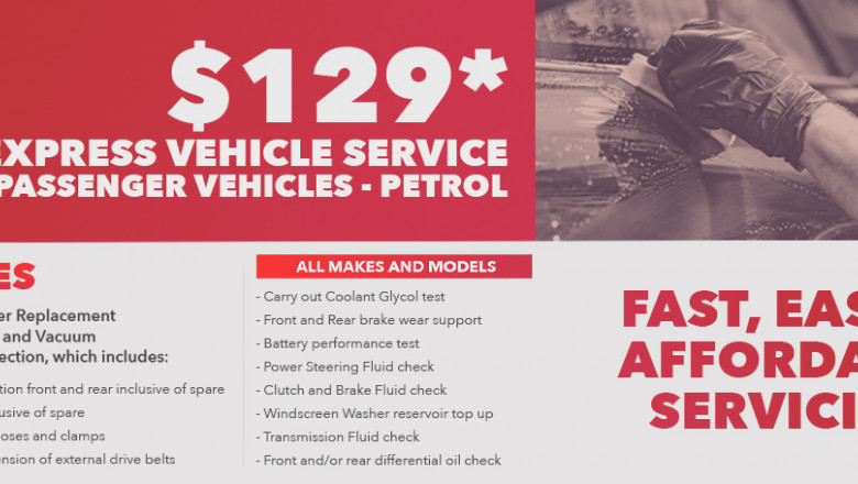 Terms and Conditions - Express Vehicle Service