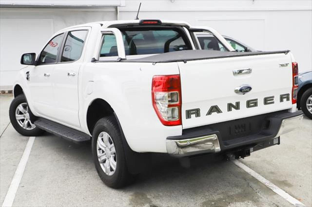 2019 Ford Ranger PX MkIII MY19.75 XLT Utility Image 2