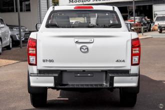 2021 Mazda BT-50 TF XT 4x4 Dual Cab Pickup Utility Image 3