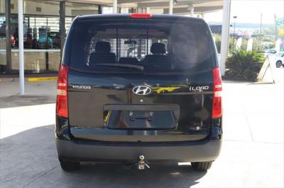 2009 Hyundai Iload TQ-V Van Image 3