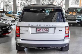 2015 Land Rover Range Rover L405 MY15.5 SDV6 Hybrid Vogue SE Suv Image 5