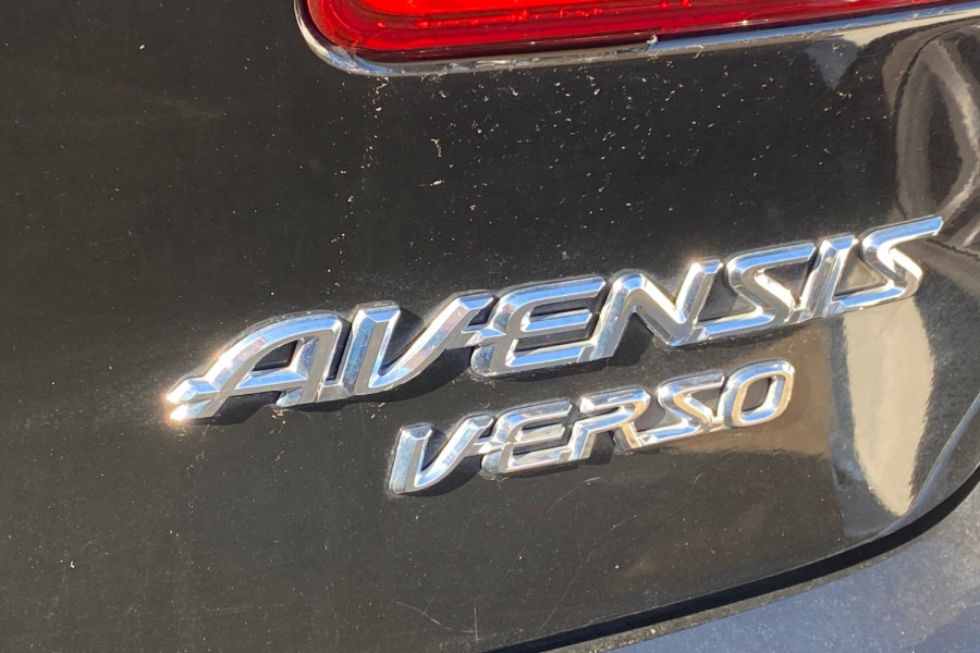 2006 Toyota Avensis Verso ACM21R ULTIMA Wagon Image 5