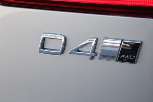 2020 Volvo XC60 UZ D4 Inscription Suv Image 4