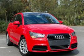 Audi A1 1.4 TFSI Attraction 8X