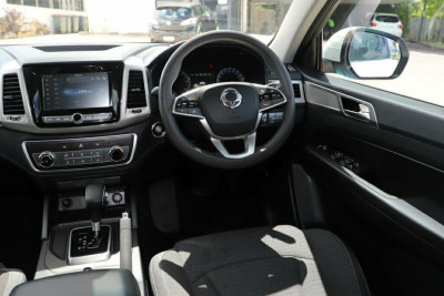 2019 SsangYong Musso Q200 MY20 Ultimate Utility