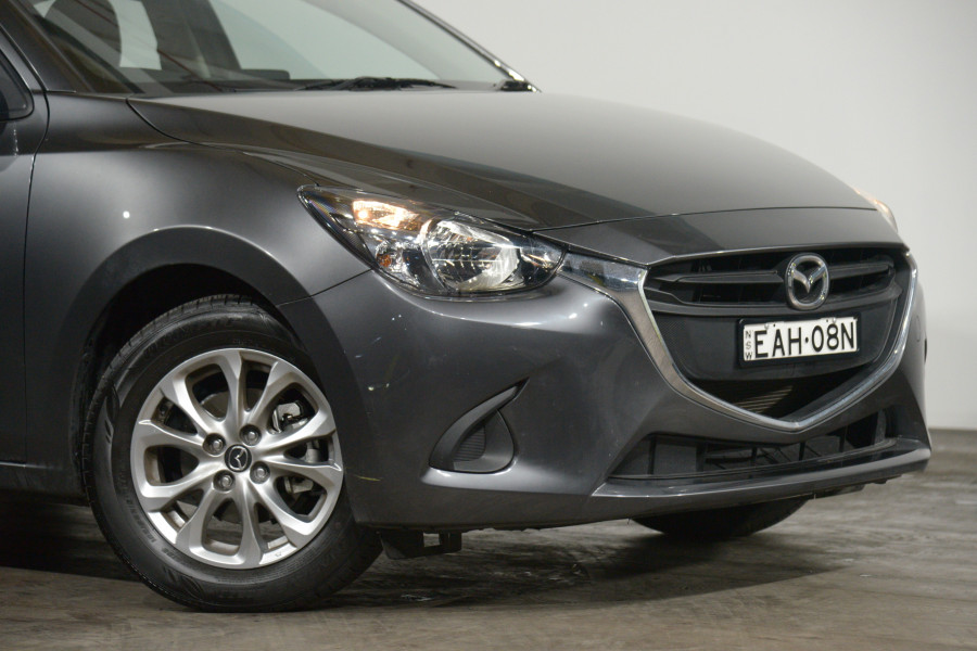 2018 Mazda Mazda2 Maxx