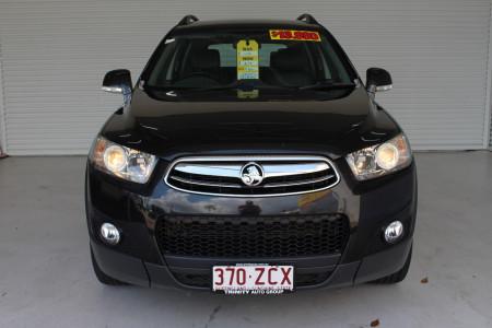2012 Holden Captiva CG SERIES II MY12 7 Suv Image 3