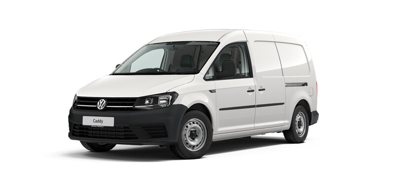 Caddy Van Long Wheelbase 6 Speed DSG