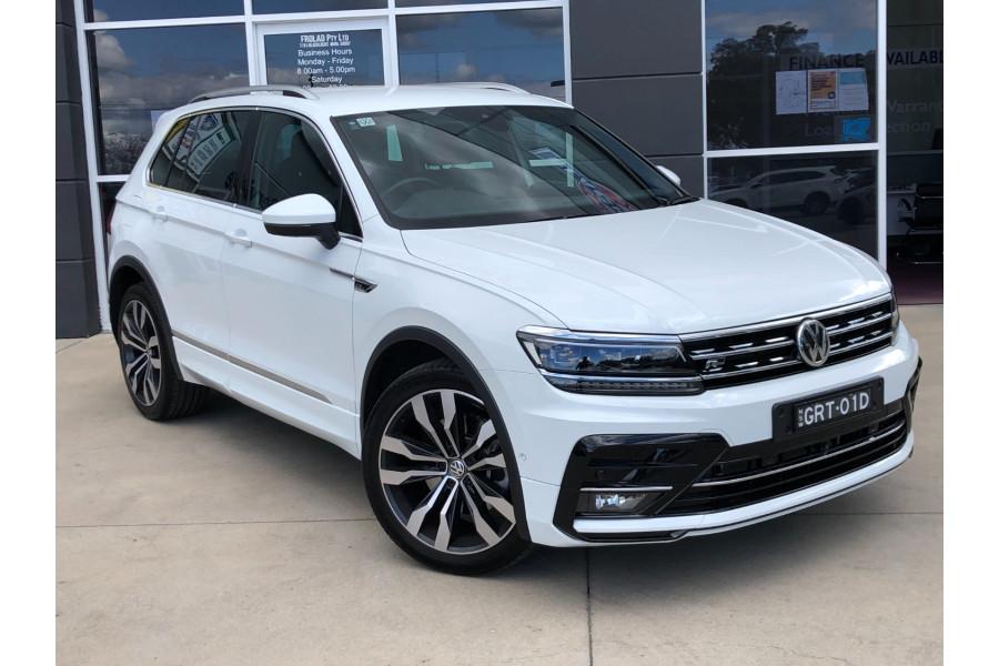 2019 MY20 Volkswagen Tiguan 5N MY20 162TSI HIGHLINE Suv
