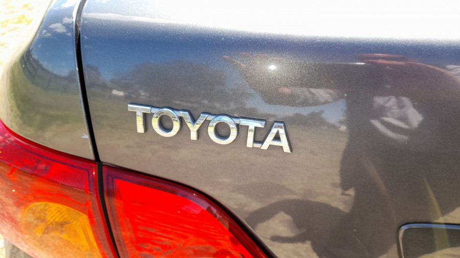 2008 Toyota Corolla ZRE152R Ascent Sedan Image 7