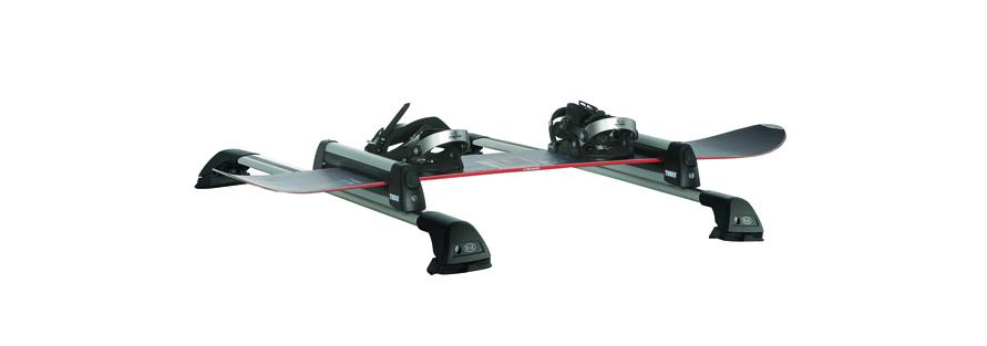 "<img src=""Ski & Snowboard Carrier"