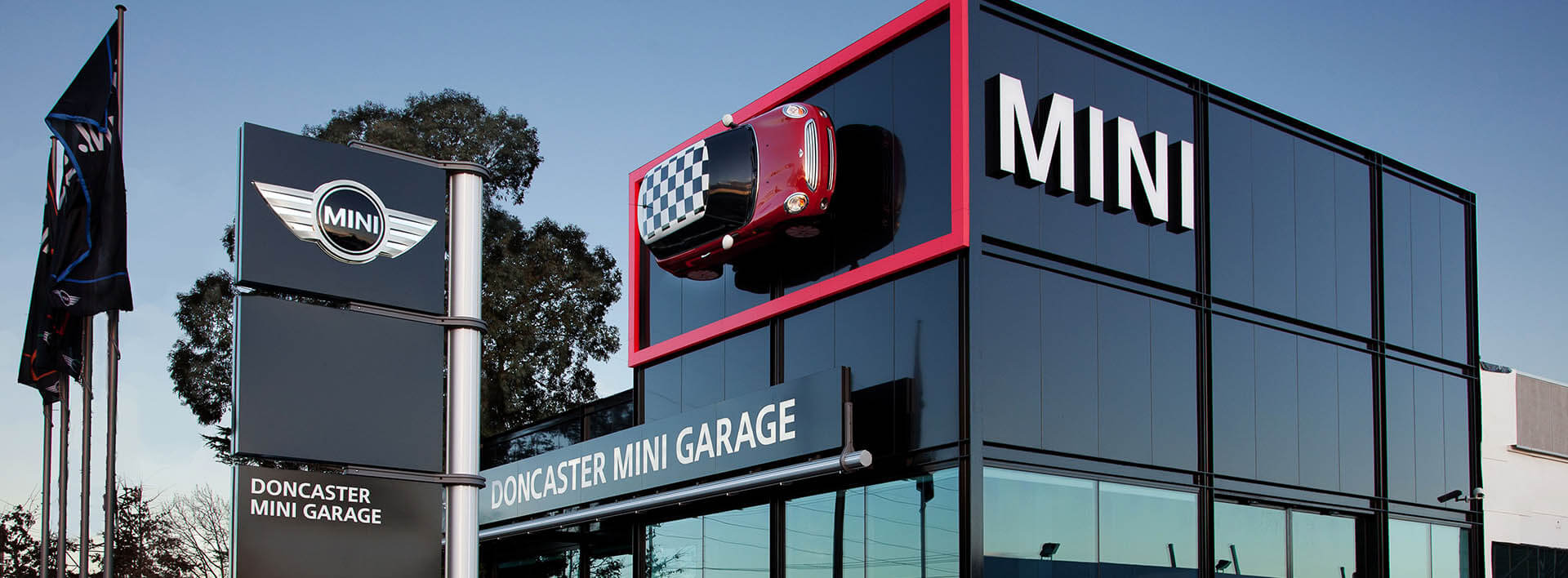 Doncaster MINI Garage Melbourne
