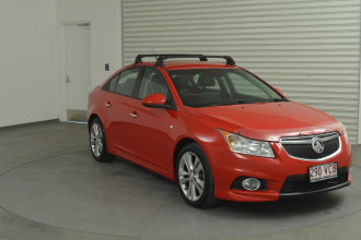 Holden Cruze SRi-V Vehicle Description. JH  II MY14 SRI-V SEDAN 4DR SA 6SP 1.6T