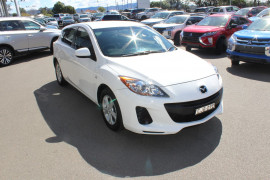 Mazda 3 BL10F1 MY10