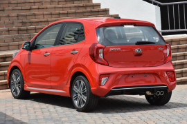 2019 Kia Picanto JA GT-Line Hatchback Image 3