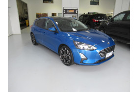 2019 MY19.25 Ford Focus SA 2019.25MY TITANIUM Hatchback Image 4