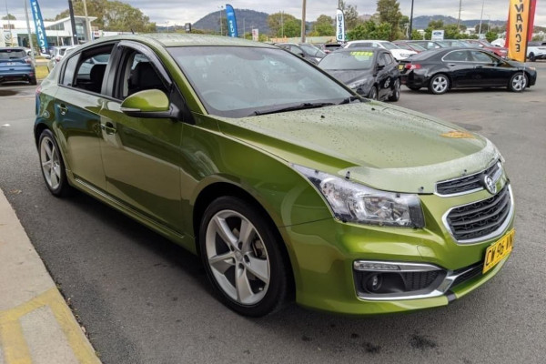2015 Holden Cruze JH SERIES II MY15 SRI-V Hatch Image 4