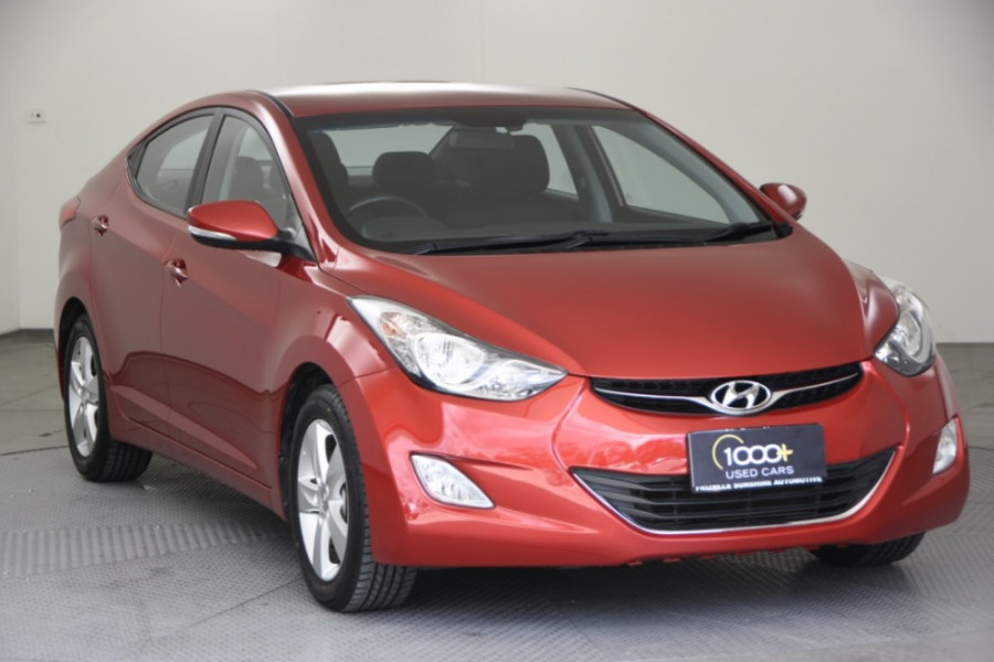 2012 Hyundai Elantra MD Elite Sedan