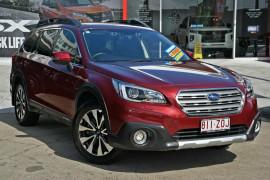 Subaru Outback 2.5i CVT AWD Premium B6A MY17