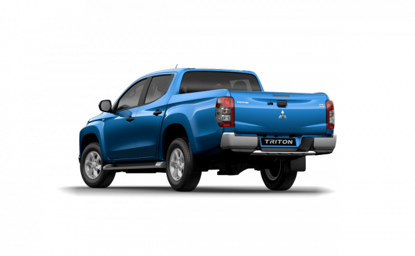 2020 MY21 Mitsubishi Triton MR GLX Plus Double Cab Pick Up 4WD Utility - dual cab