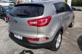 2013 Kia Sportage Model description. SL  II MY13 SLi WAG SA 6sp 2.0DT Suv Mobile Image 4