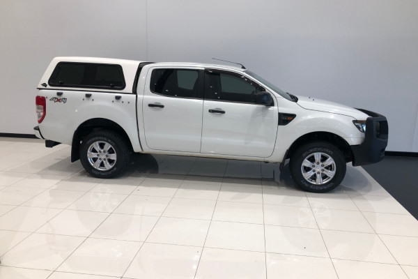 2013 Ford Ranger PX Turbo XL 4x4 d/c canopy Image 2