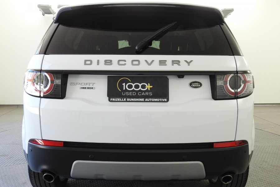 2016 MY16.5 Land Rover Discovery Sport L550 16.5MY SD4 Suv Image 5