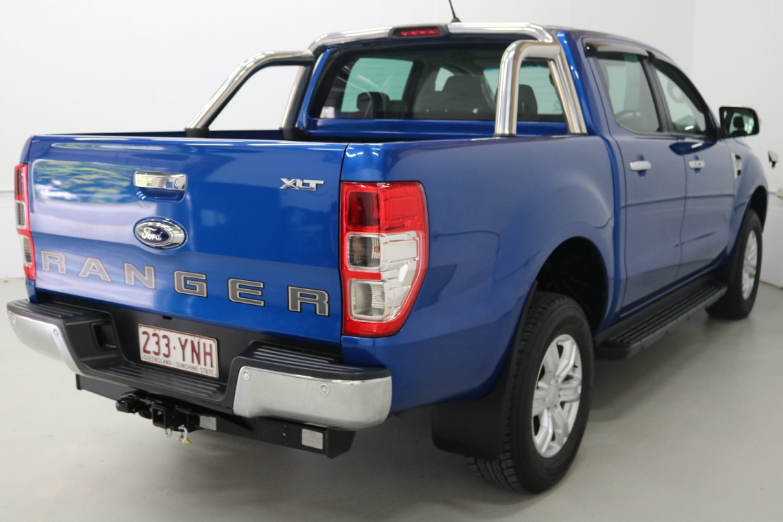 2018 MY19.00 Ford Ranger PX MKIII 2019.00MY XLT Utility Image 20