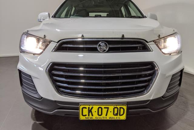 2016 Holden Captiva CG LS Suv Image 5
