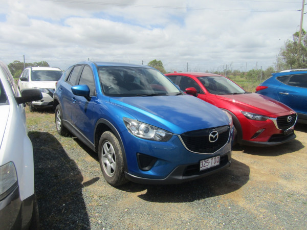 2013 Mazda CX-5 KE1031 MY13 MAXX Suv