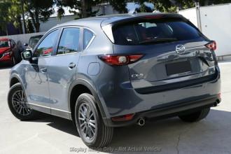 2021 Mazda CX-5 KF2W7A Maxx SKYACTIV-Drive FWD Sport Suv Image 3