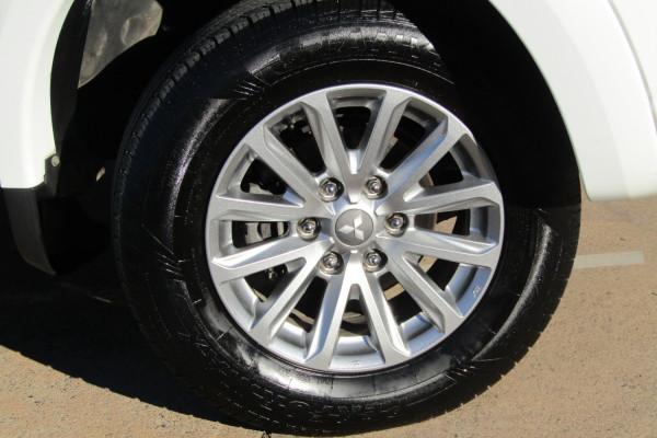 2016 MY17 Mitsubishi Triton MQ GLS Double Cab Pick Up 4WD Dual cab Image 4