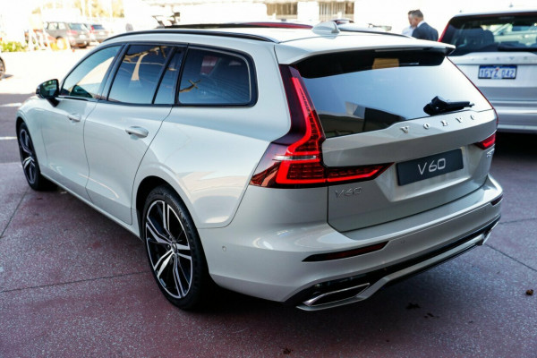 2019 MY20 Volvo V60 F-Series T5 R-Design Wagon Image 5