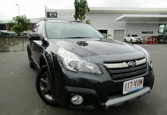 Subaru Outback 2.5i Lineartronic AWD Premium B5A MY14