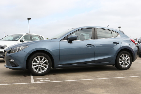 2014 Mazda 3 BM5478 Maxx Hatchback Image 5